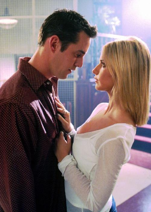 Xander Harris & Buffy Summers