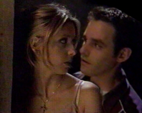 Buffy Summers & Xander Harris