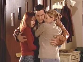 Willow Rosenberg, Xander Harris & Buffy Summers